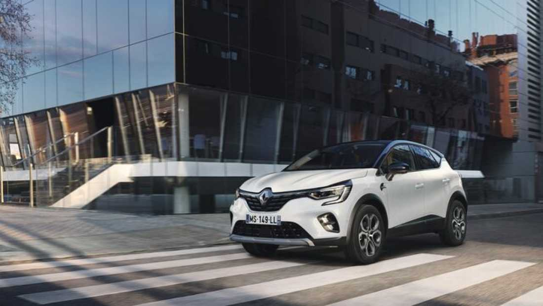 Renault E-TECH Plug-in hybrid