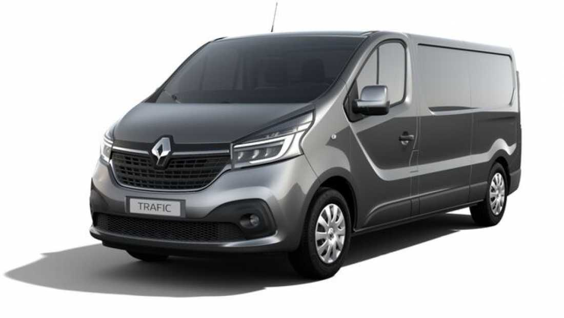 Renault Trafic business edition 2020
