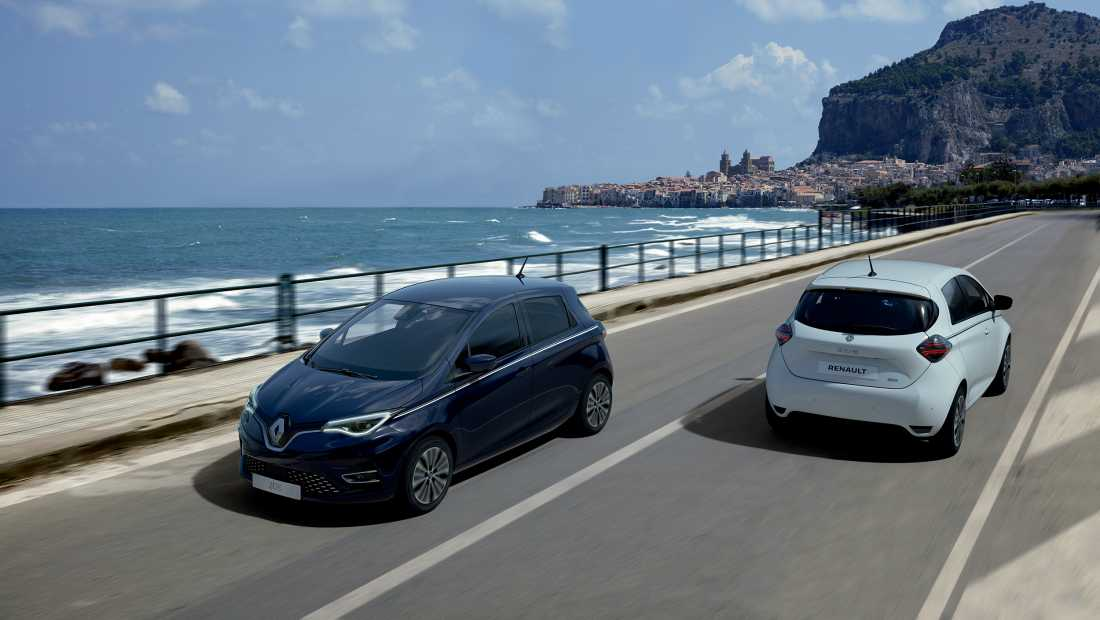 ABD Renault - ZOE - Riviera-Limited-Edition
