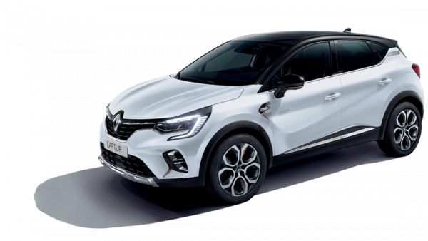 Renault Captur business uitvoering